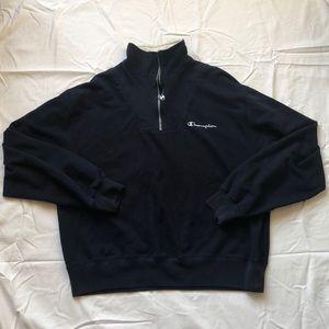 Vintage Quarter Zip Champion Pullover